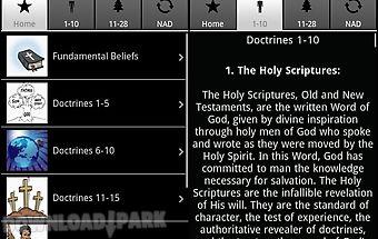 Sda doctrines