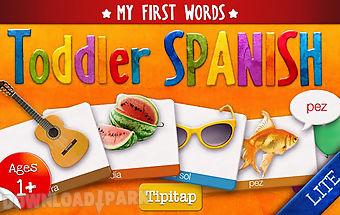 Toddler spanish lite