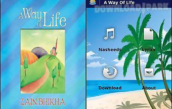 Zain bhikha - a way of life