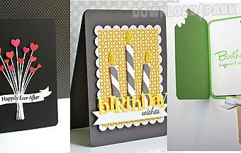 Birthday cards idea