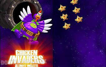 Chicken invaders 4 free