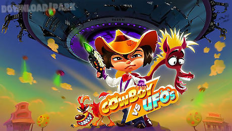 cowboy vs ufos: alien shooter