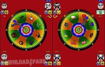 Easy gamble wheel