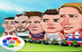 Head soccer football stars