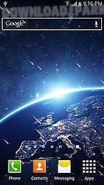 meteor shower by top live wallpapers hq