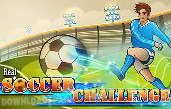 Real soccer challenge