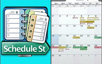Schedule st