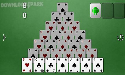 solitaire card game free download for android
