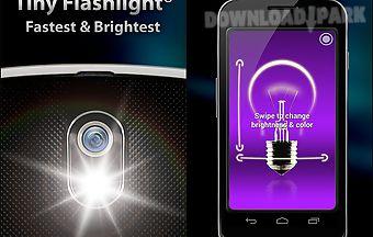 Tiny flashlight ®