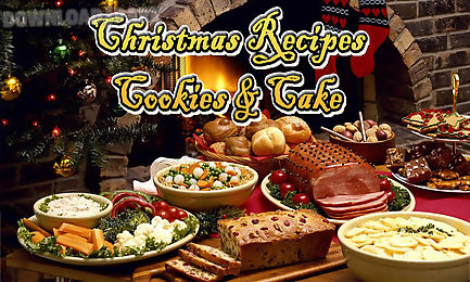 christmas recipes - xmas cookies and cup cake