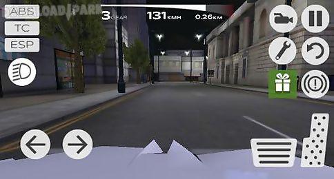 extreme car driving simulator: san francisco
