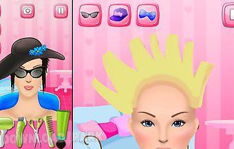 Hair salon for a little princess