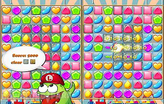 Lollipops saga:candy kingdom man..