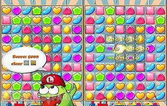 Lollipops saga:candy kingdom man..
