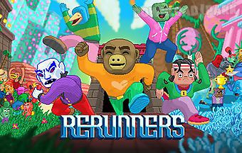 Rerunners: race for the world