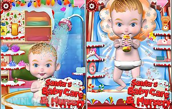 Santa baby care nursery lite