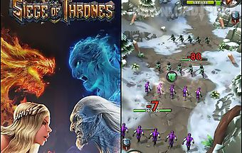 Siege of thrones