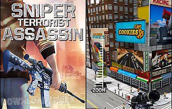 Sniper: terrorist assassin
