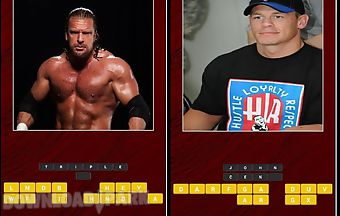 Wwe quiz guess wrestlers
