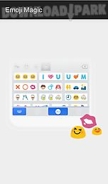 emoji magic for ikeyboard