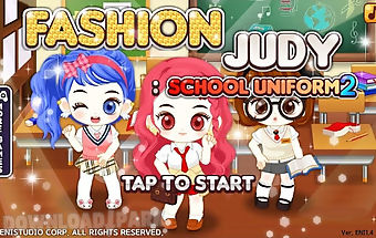 Fashion judy: school uniform2