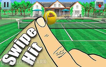 Hit tennis 3