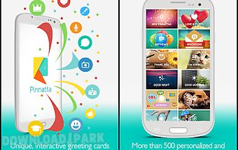 Pinnatta-interactive e-cards