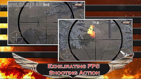 sniper assassin terminator 3d