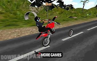 Stunt bike 3d