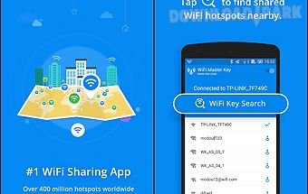Wifi master key - by wifi.com