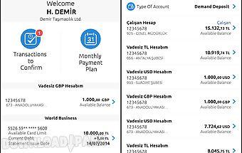 Yapı kredi kurumsal mobil Şube
