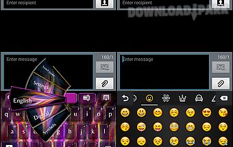 Color keyboard hd