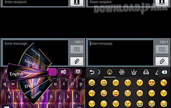 Color keyboard hd