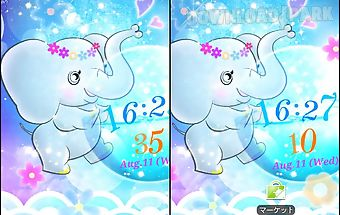 Elephant livewallpaper trial