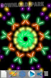 kaleidoscope magic paint