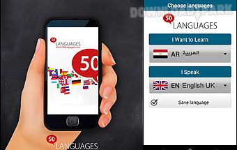 Learn arabic - 50 languages