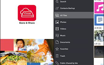 Store and share