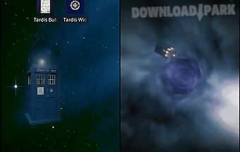Tardis live wallpaper