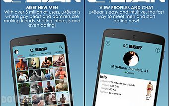 U4bear gay bear social network