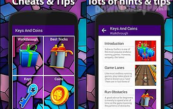 Coins for subway surfers