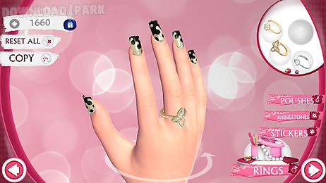 Cute Nail Art Designs Game 3d Android App Free Download In Apk