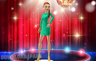 Fashion show dress up game