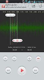 high quality mp3 recorder