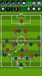 soccer tactic board