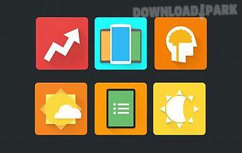 Quada - icon pack original
