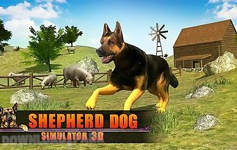 Shepherd dog simulator 3d