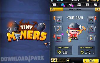 Tiny miners