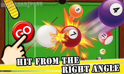 3d pool:8 ball snooker