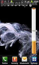 cigarette real widget battery