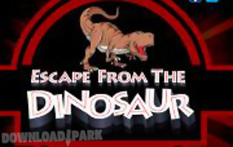 Escape from dinosaur
